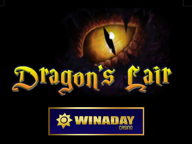 Enter WinADay Casino's Magical Dragon's Lair