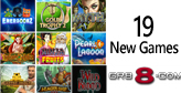 GR88 Casino Expands Slots Offering with 19 New Titles