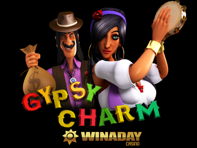 Free $31 Chip to Try Out WinADay's New Gypsy Charm Slot