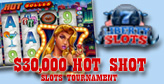 Hot Shot Slots Tournament Continues at Liberty Slots