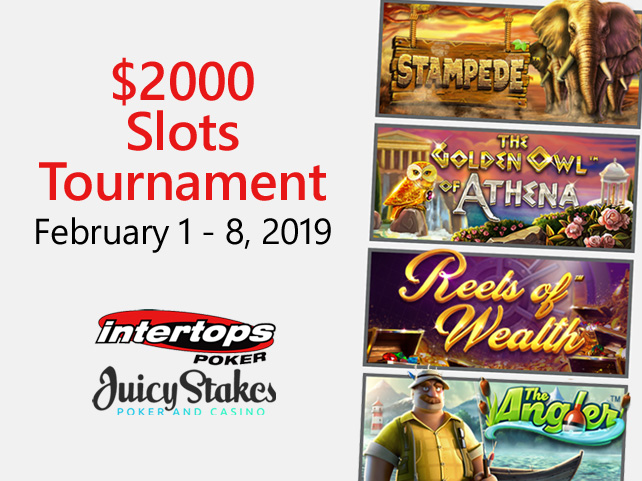 $2000 in Tournament Prizes are Added Bonus for Betsoft Slots Players