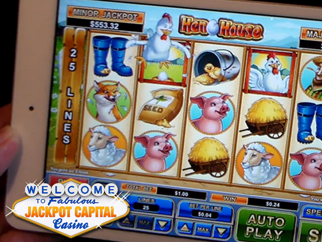 Jackpot Capital Heads to the Farm for New Mobile Slot