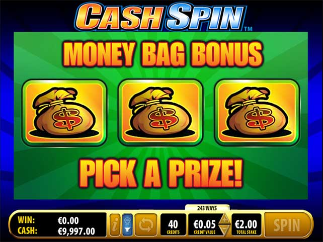 free spin games win money