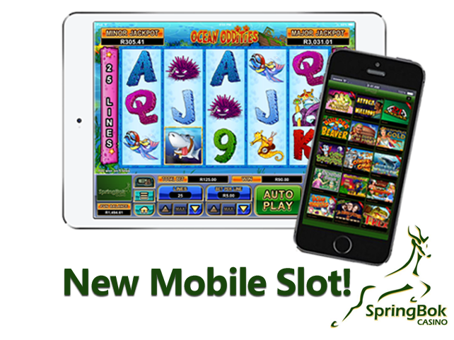 Springbok Casino Launches Ocean Oddities with Free Spins and Bonus