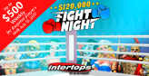Intertops Casino is hitting big with Fight Night
