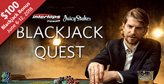 Week-long Casino Quest Pays $100 Bonus for Designated Blackjack Wins