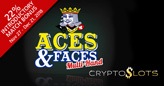 Crypto-only Casino Adds Multi-hand Aces & Faces Video Poker