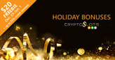 Cryptocurrency Casino Giving Players Extra Holiday Play Time