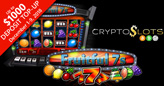 CryptoSlots Crypto-only Casino Adds Fruitul 7s Fruit Machine