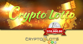 Win Tickets in Monthly $10K+ Lotto at CryptoSlots