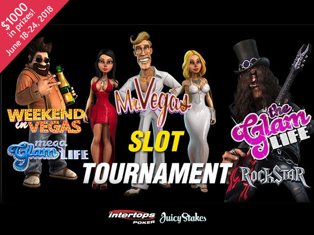Party Like a Rock Star during $1000 High Roller Slots Tournament