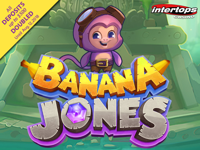 Join Banana Jones' Quest for the Crystal Banana in New Snakes-and-Ladders-style Game from RTG