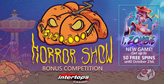 Compete in the $120K Horror Show Bonus, Get Free Spins on New I, Zombie Slot