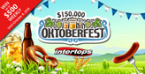 $150,000 Oktoberfest Casino Bonus Contest at Intertops