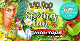 Spring Fun at Intertops Casino