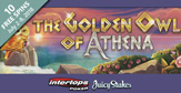Betsoft's New Golden Owl of Athena Slot – 10 Free Spins until July 8