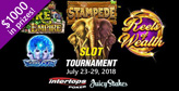$1000 Fan Favorites Slots Tournament features Most Popular Betsoft Slots