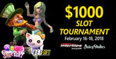 Pair running weekend slots leaderboard tournament