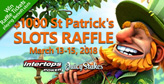 Three-day slot raffle begins from Tuesday
