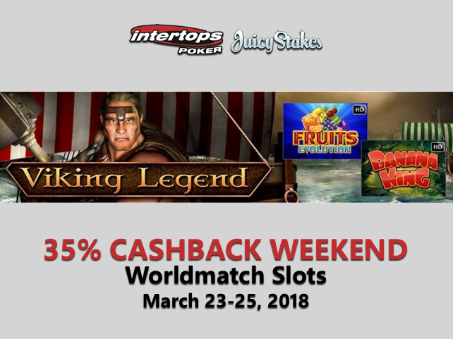World Match weekend cash-back campaign