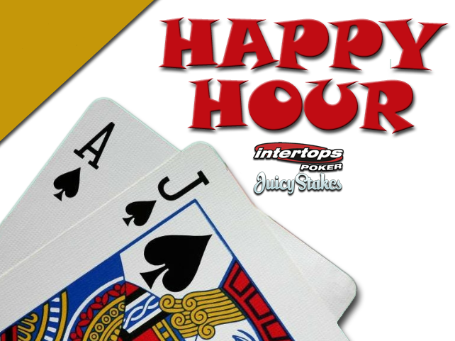Special blackjack promotion running Friday