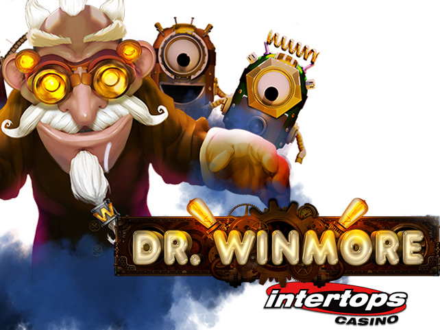 Casino Goes Mad with Bonuses for Launch of New Dr. Winmore Slot Game with Clusters and Cascades