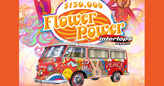 Compete for Weekly Prizes during $150,000 Flower Power Casino Bonus Contest