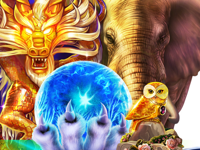An Ancient Greek Classic, 2 Chinese Slots and a Majestic Herd of Elephants Featured During Free Spins Week