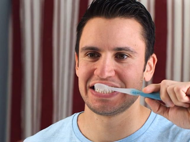 Intertops Poker Recommends Brushing and Flossing After Taking Advantage of This Week