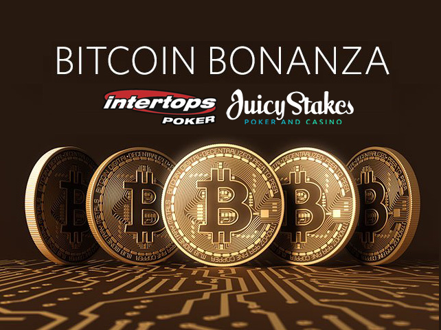 Get Free Spins or Free Tournament Tickets during Bitcoin Bonanza