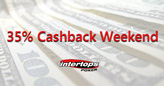 Win-Win Cashback Weekend Coming Up