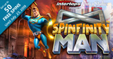 Super Powers and Super Bonuses: Betsoft's New Spinfinity Man