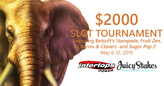 16 Players will Win $2000 in Prizes during May Slots Tournament