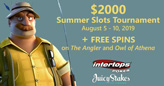 Player Favorites Featured in $2000 Online Slots Tournament
