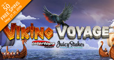 This Week, Get 50 Free Spins on New Viking Voyage Slot from Betsoft