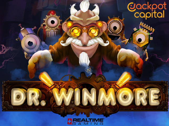 Free Spins on Dr. Winmore at Jackpot Capital Starting Wednesday