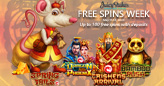 Juicy Stakes Players Get More Bang for Their Buck during Free Spins Week