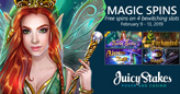 Take a Magical Mystery Tour with Free Spins on 4 Enchanting Slots from Betsoft