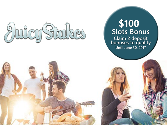 Celebrate summer with Juicy Stakes