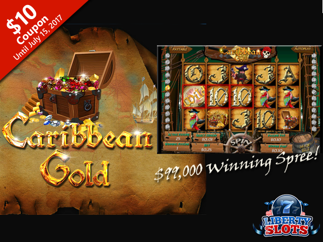Liberty Slots player banks $99,000