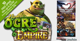 Memorial Day: $1000 Slots Raffle and Debut of New Ogre Empire Slot