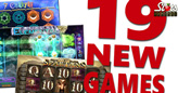 $10 Free No-Deposit Bonus to Try 19 New Games