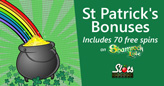 Slots Capital Casino Celebrates the Luck of the Irish with Free Spins on Shamrock Isle Slot from Rival Gaming