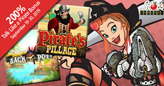 Talk Like a Pirate Days -- 200% Bonus to Play Pirate Slot and a Pirate Scratch Game