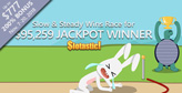 Patience Pays Off for Slotastic Jackpot Winner