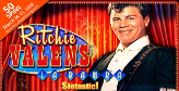 Rock with Ritchie Valens La Bamba at Slotastic!