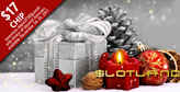Christmas gifts from Slotland