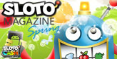 Spring has sprung with Sloto Magazine