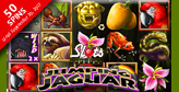 Jumping Jaguar spins offer from Slots Capital