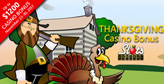 Slots Capital to celebrate Thanksgiving